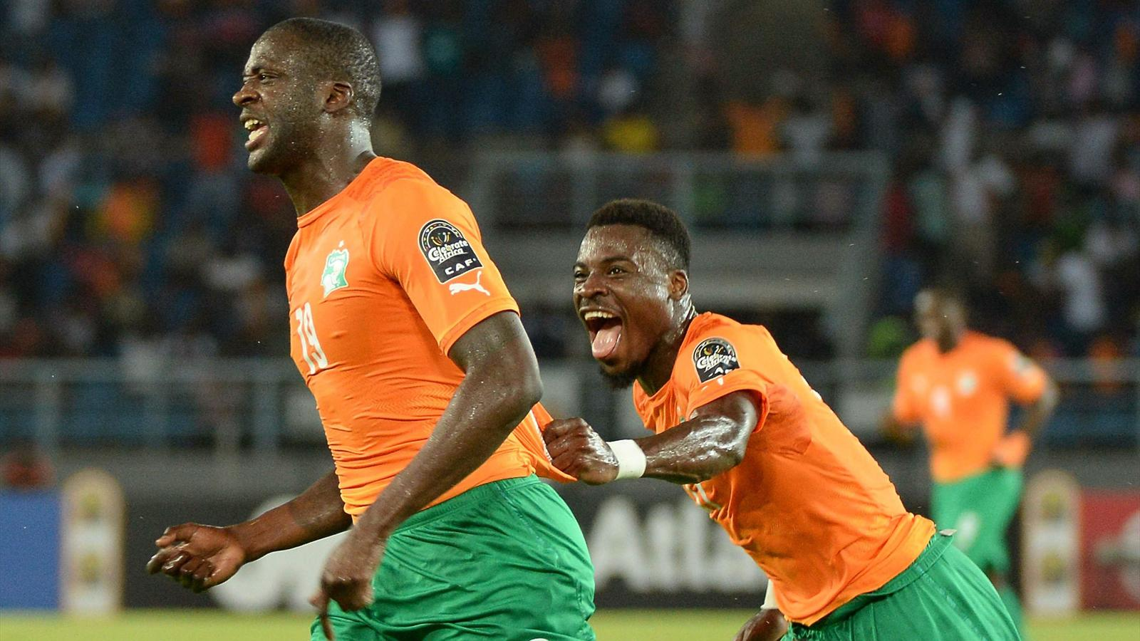 En direct live rd congo c te d 39 ivoire coupe d 39 afrique des nations 4 f vrier 2015 - Resultat foot coupe d afrique ...
