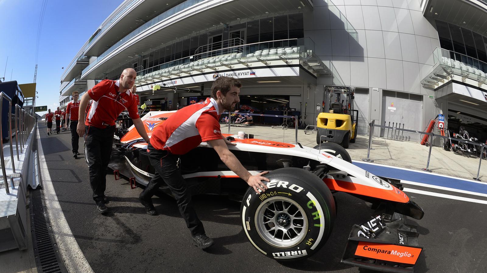 Marussia insists F1 return is viable - Formula 1 - Eurosport
