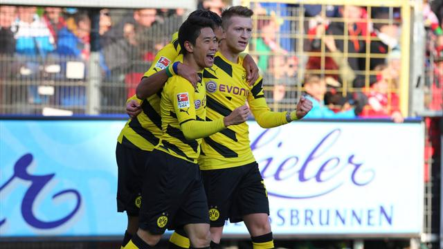 Le Bayern gagne, le Borussia Dortmund aussi