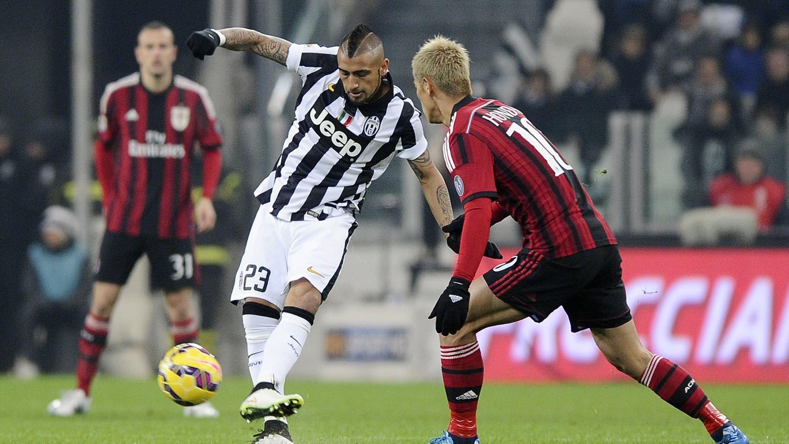 La Juventus no deja acercarse a la Roma
