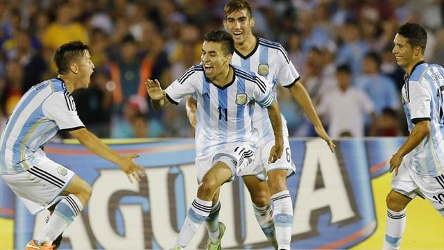 Argentina seal Rio Olympic spot with under-20 triumph