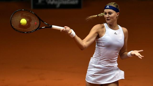 Tennis : Au bord du pr�cipice samedi, la France renverse finalement l'Italie