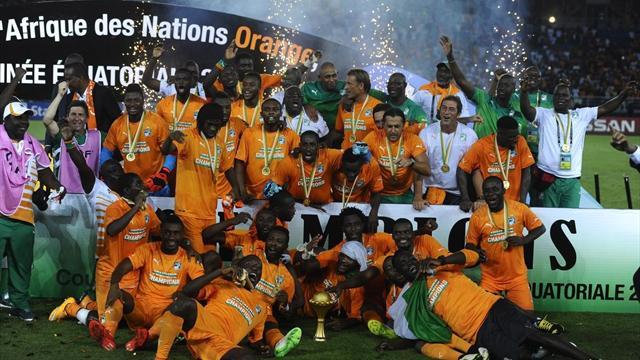 2015 Afrika Uluslar Kupası Fildişi Sahili'nin