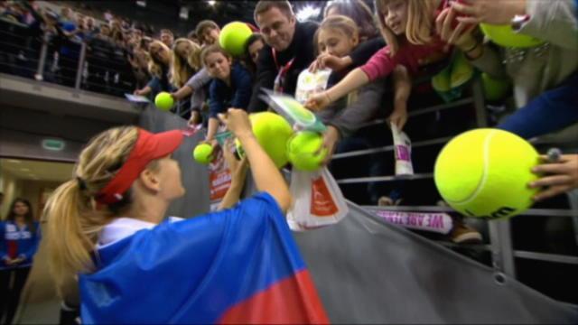 My Russian heritage is non-negotiable, says Sharapova
