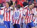 مباراة إشبيلية وأتليتكو مدريد لحظة بلحظة في بث مباشر