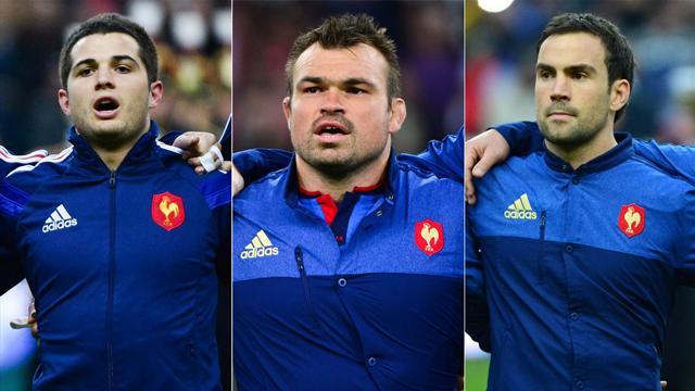 Dulin, Mas et Parra de retour contre l'Irlande?