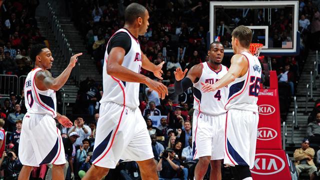 Wade forfait, Atlanta aura quatre All-Stars