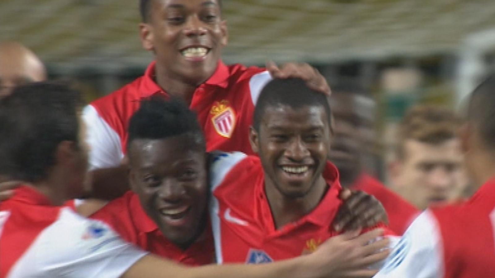 Coupe de France ASM-Rennes 3-1 : Costaud et efficace, Monaco se qualifie dans un fauteuil