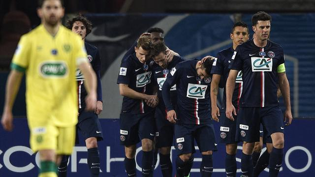 En direct live psg fc nantes coupe de france 11 f vrier 2015 eurosport - Coupe de france 2015 direct ...