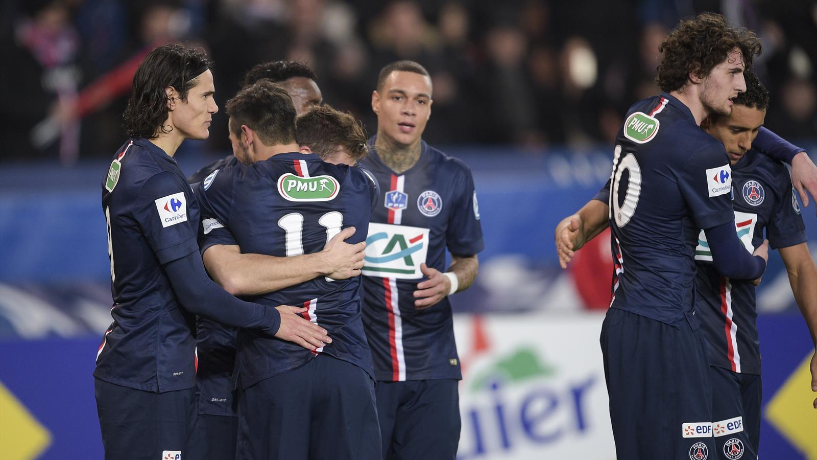 En direct live psg fc nantes coupe de france 11 - Resultat coupe de france football 2015 ...