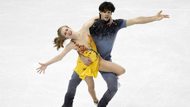 Weaver and Poje win first Four Continents title since 2010