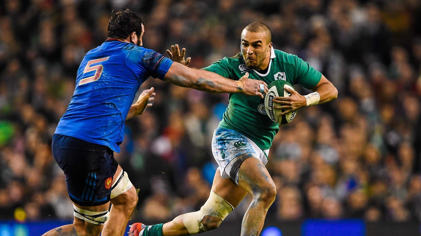 Tournoi des 6 nations 2015 irlande france 18 11 le xv de france a r agi bien trop tard 6 - Coupe des 6 nations 2015 ...