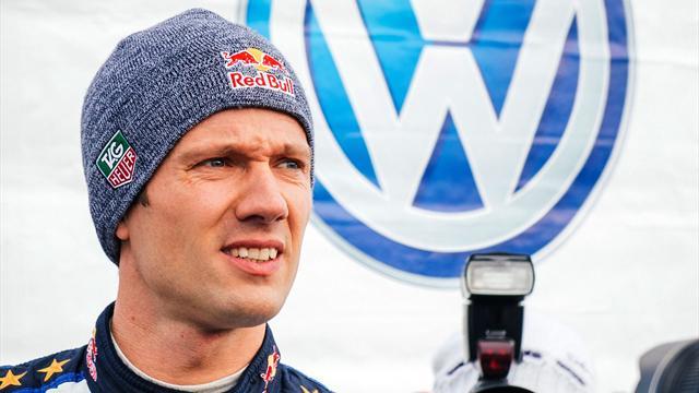 Ожье в четвертый раз подряд стал чемпионом мира по ралли
