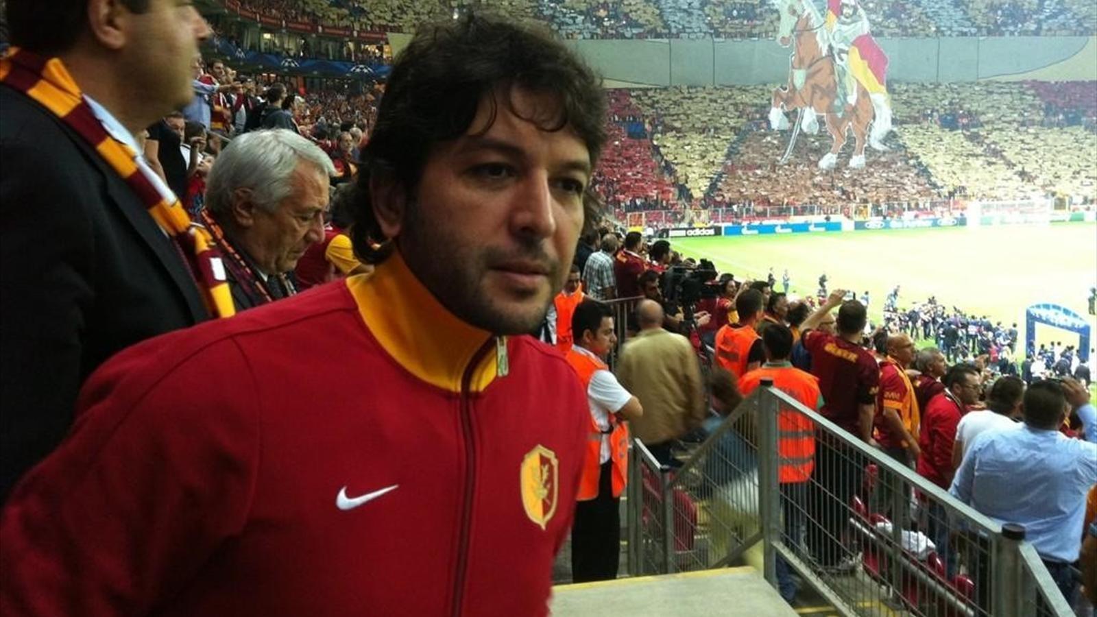 Galatasaray'dan Nihat Doğan'a ihraç başvurusu