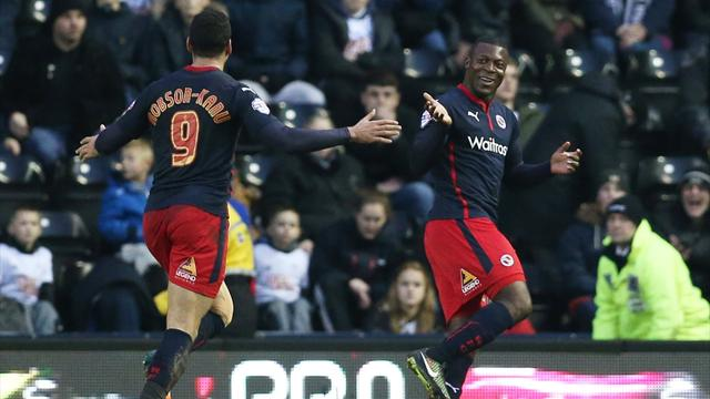 Yakubu Aiyegbeni returns to English football with Coventry