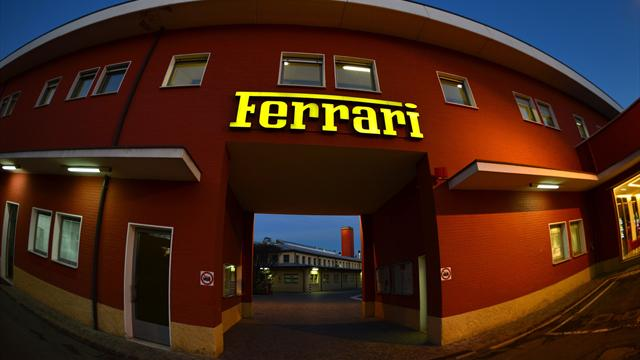 La nouvelle Ferrari, c'est pour vendredi