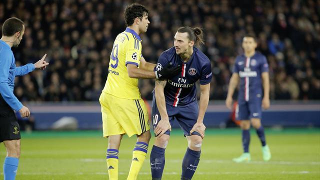 Zlatan, Diego Costa, Bale : Notre classement du Ballon d'Eurosport (du 20e au 11e)