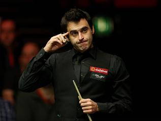 Jön, jön, jön ... Ronnie!-Snooker