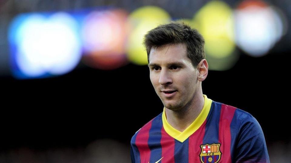 Durchaus selbstskritisch: Lionel Messi