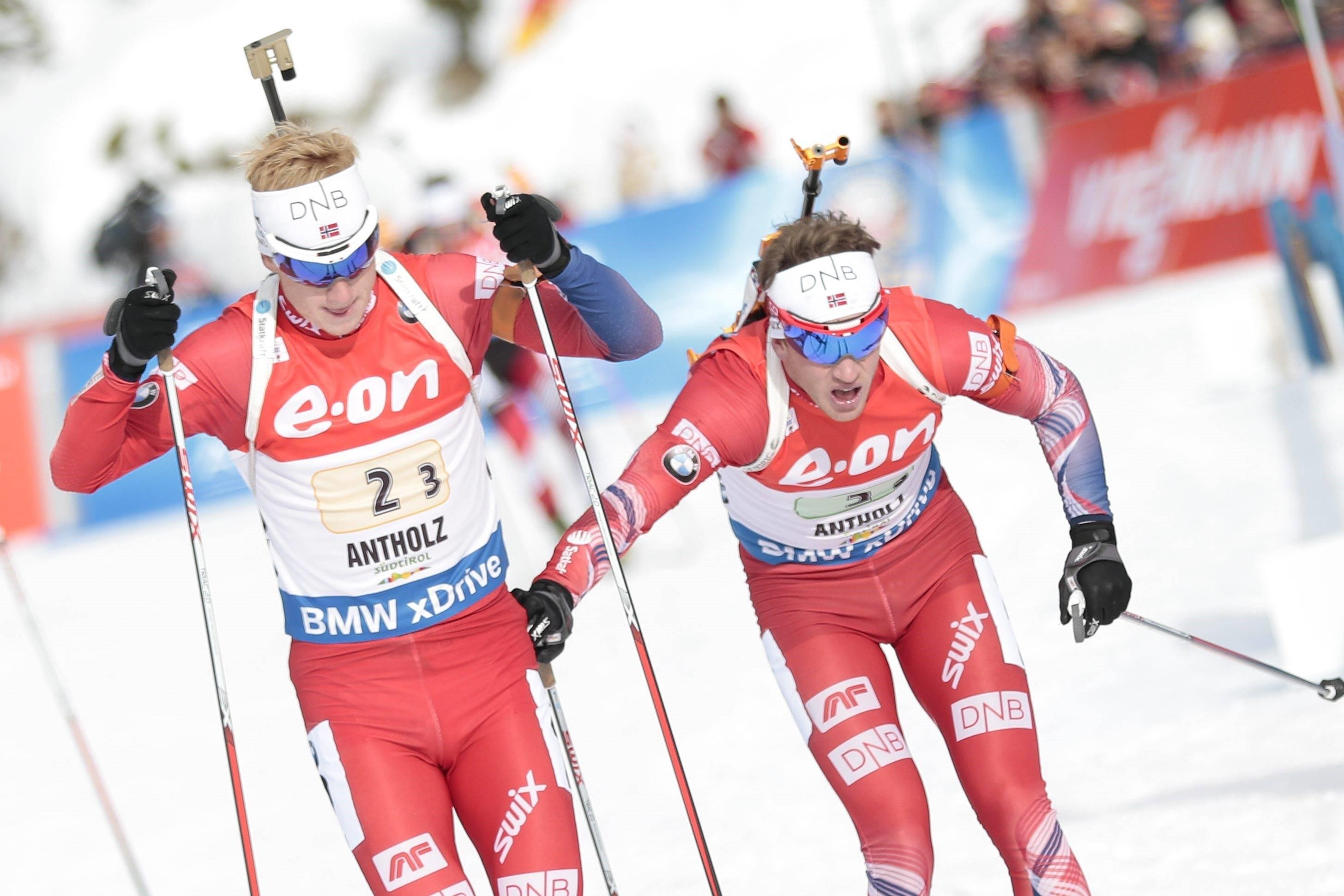 Йоханнес Бё и Эмиль Хегле Свендсен