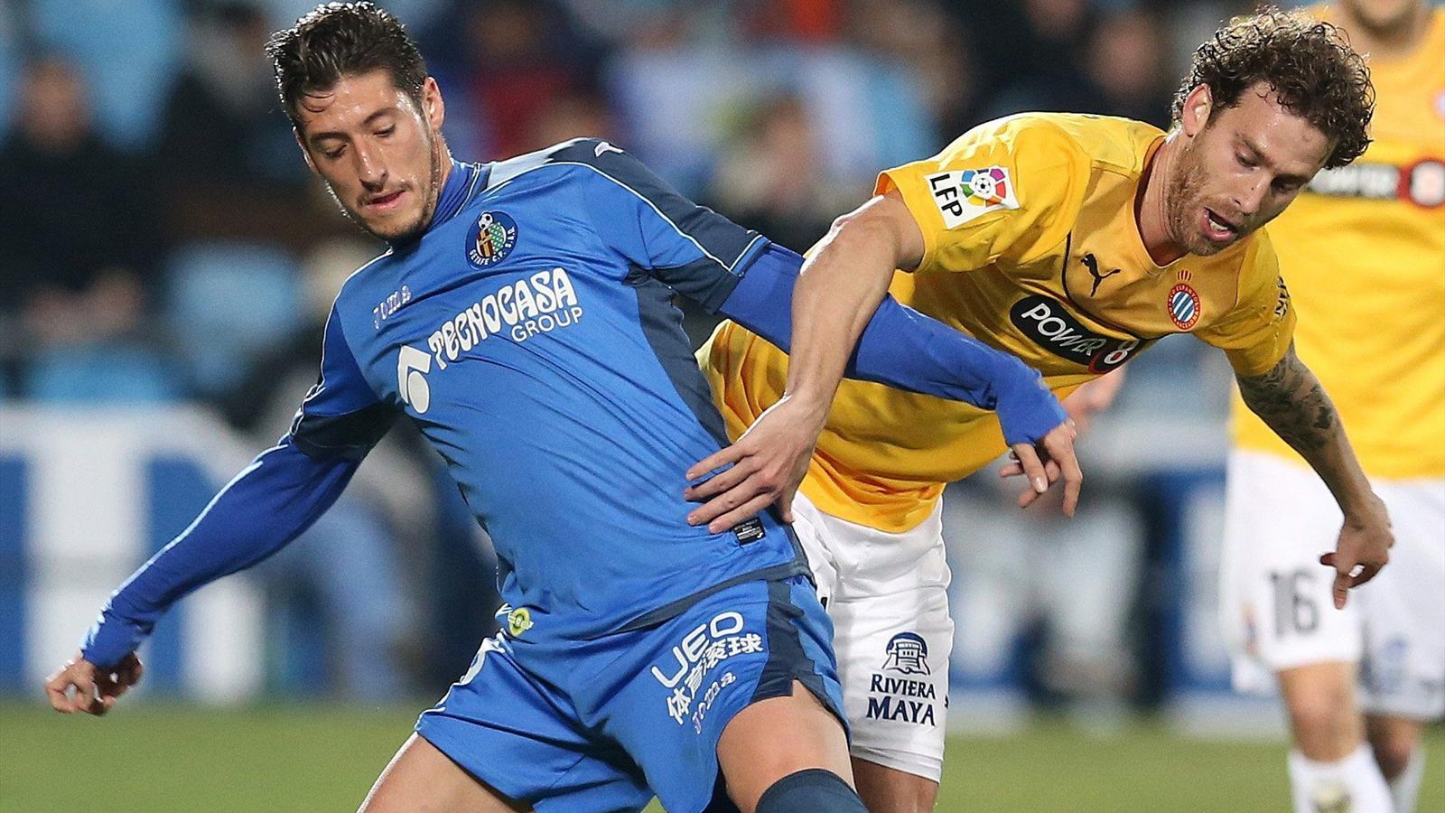 Getafe y Espanyol divisan el mismo objetivo para su medular