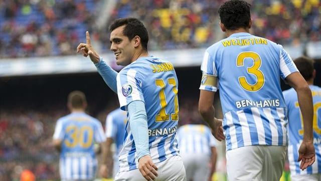 Besiktas, PAOK Y Olympiacos quieren al fichaje frustrado del Málaga CF