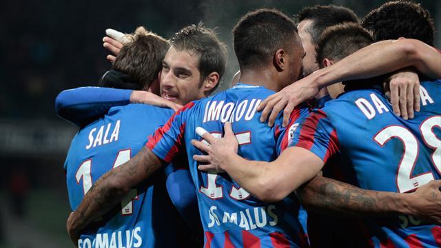 Caen et Bastia, c'est le duo d'enfer de la Ligue 1