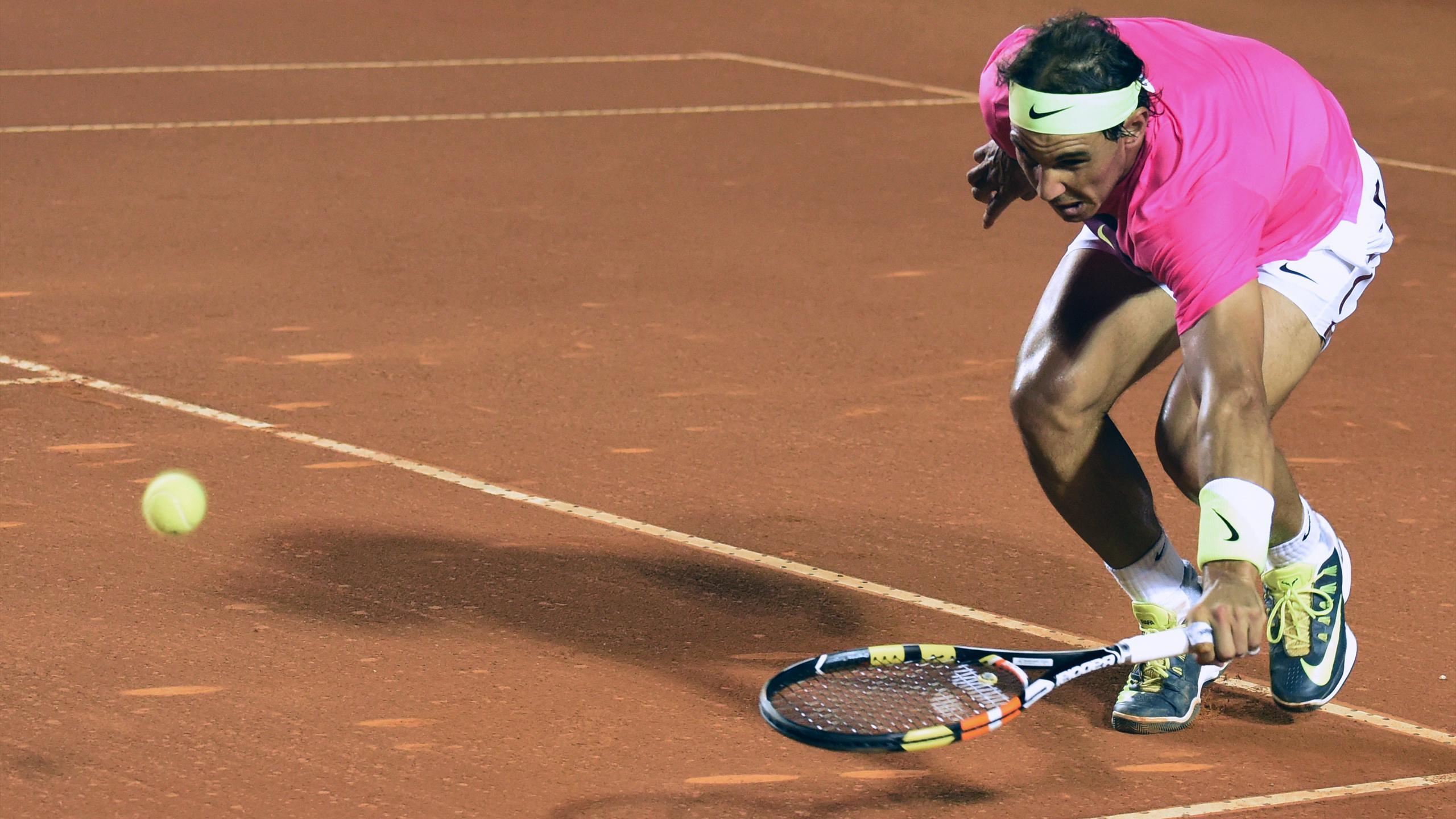Rafa Nadal - ATP Rio de Janeiro 2015 (AFP)