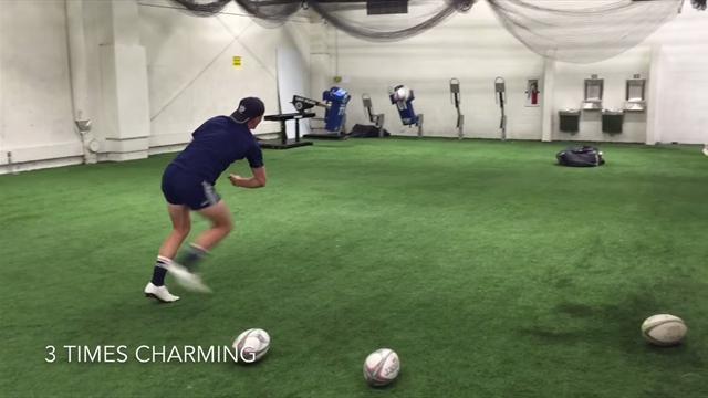 Ces Américains savent tout faire avec un ballon
