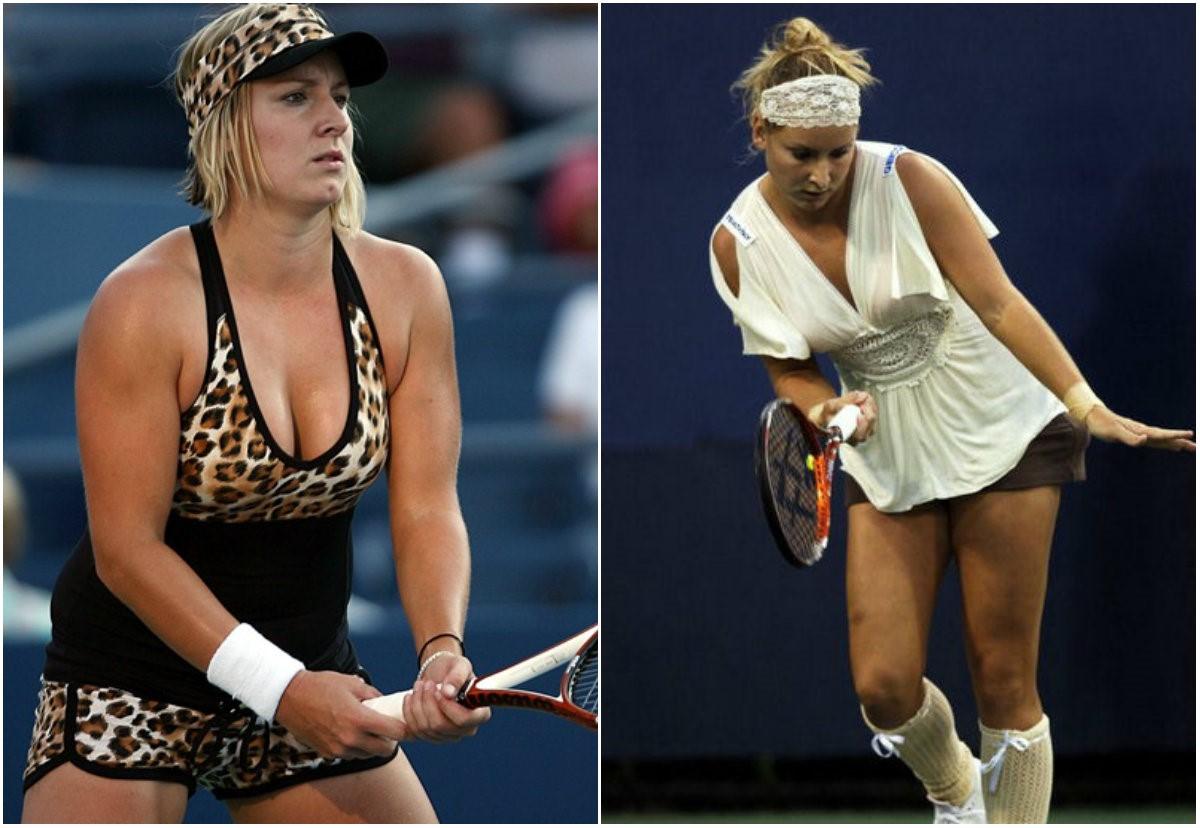 Под юбкой теннисисток фото 69-497