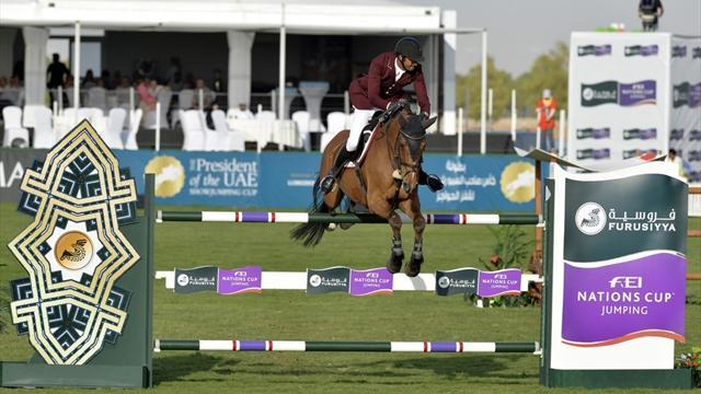 Le Qatar décroche son ticket pour Rio 2016!