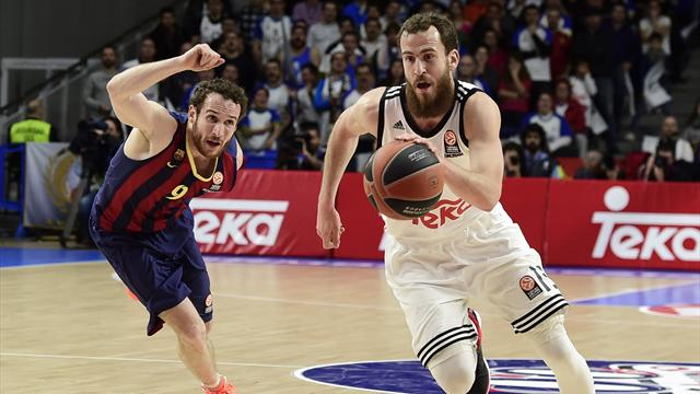 Euroleague kings Real conquer Olympiakos again
