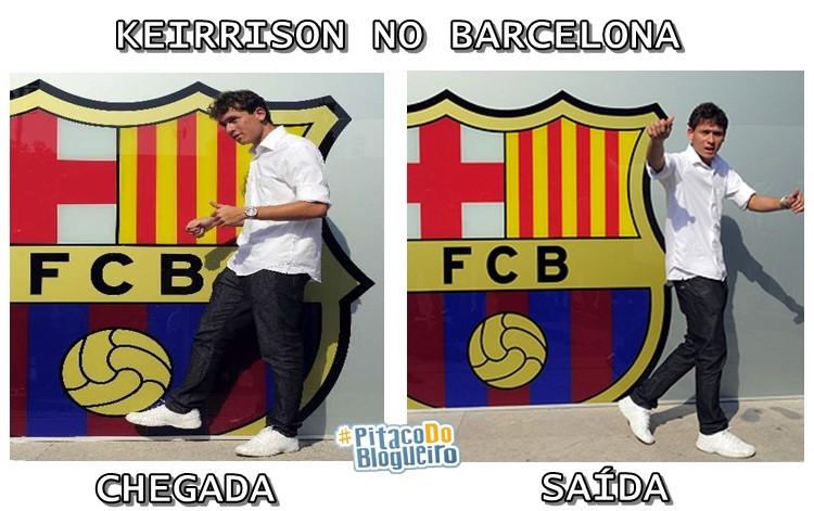 Кейррисон, «Барселона»