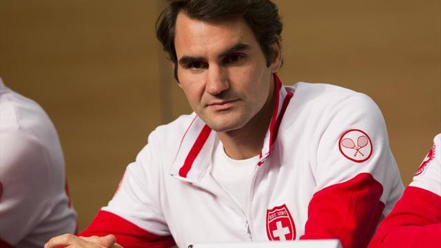 """""""Nicht für mich entworfen"""": Federer schließt Davis-Cup-Teilnahme aus"""