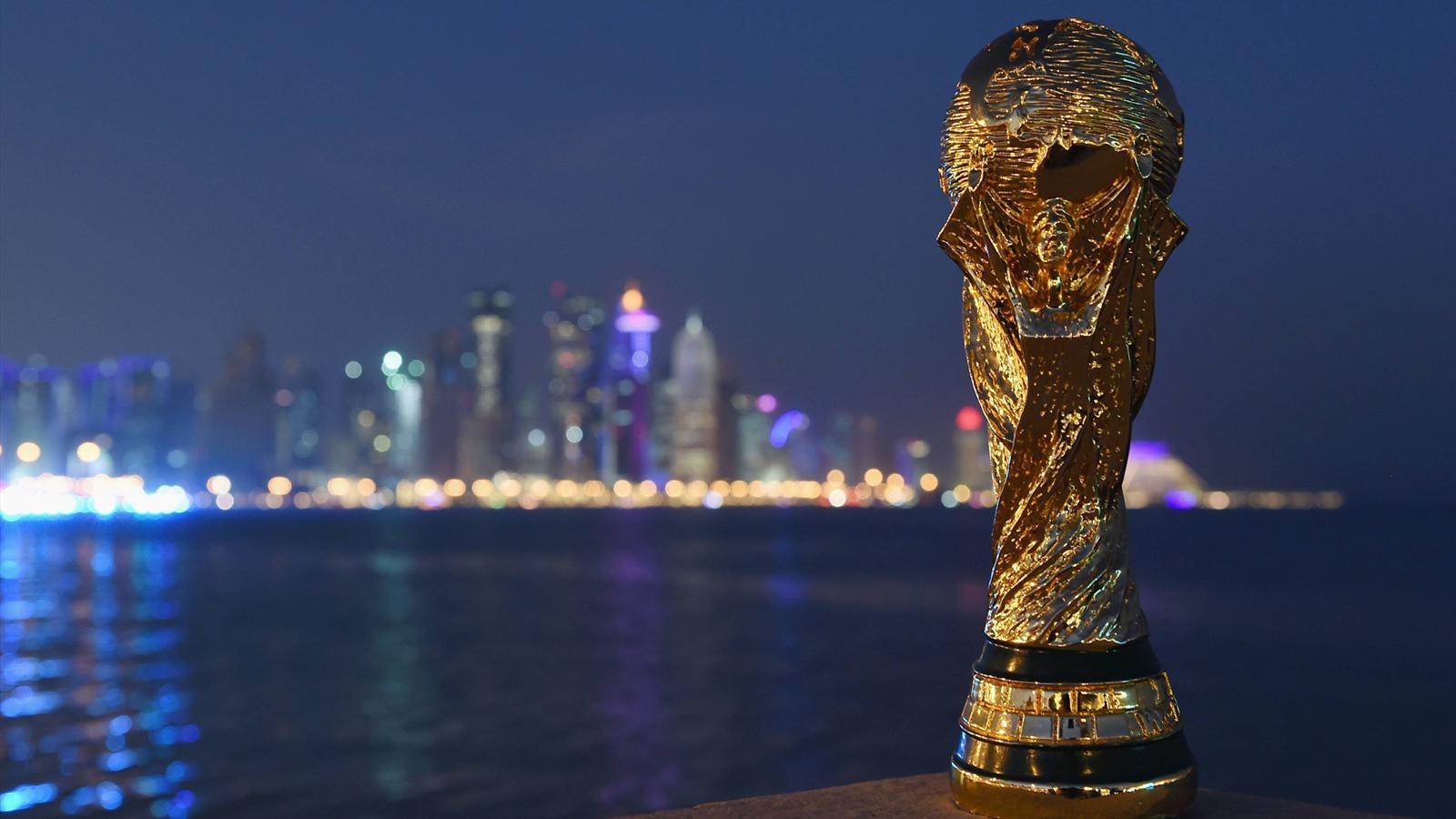 Coupe du monde 2022 le qatar a inaugur son premier - Qatar football coupe du monde ...