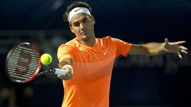 Sans pitié pour Coric, Federer s'offre une neuvième finale à Dubaï