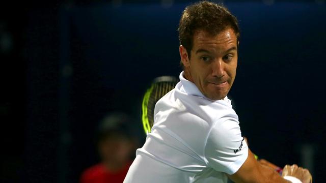 Gasquet sauve une balle de match et a d�sormais rendez-vous avec Federer