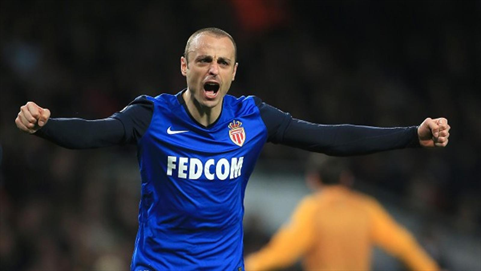 Dimitar Berbatov Monaco wanted it more than Arsenal Champions