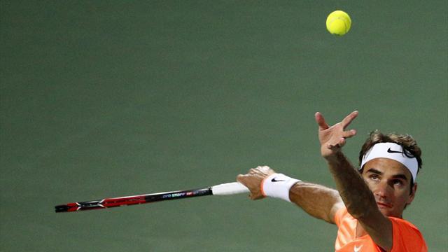 Federer vise une nouvelle finale et... les 9000 aces