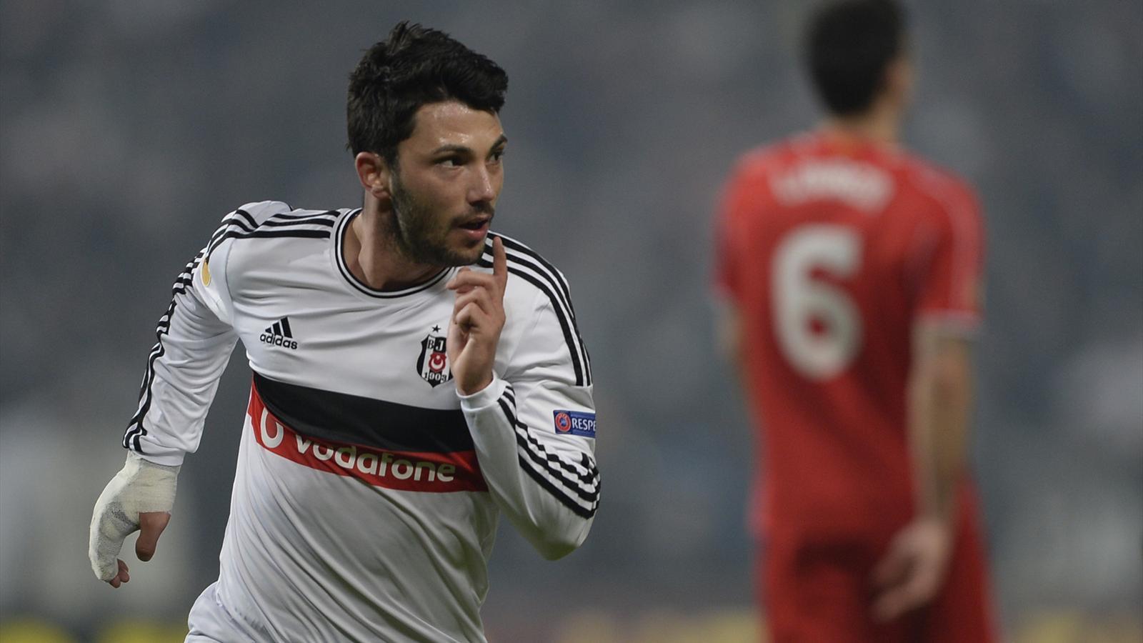 Tolgay Arslan: Beşiktaş hem ligde hem de Avrupa'da şampiyon olabilir