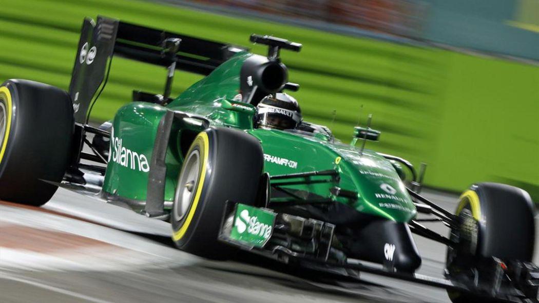 Formel 1 Auto Ab 25000 Euro Caterham Inventar Wird Ab Dem 11 März