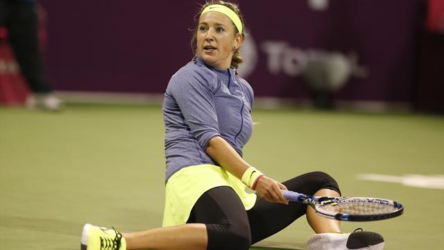 Плюс Винус. Азаренко впервые в карьере победила Уильямс-старшую