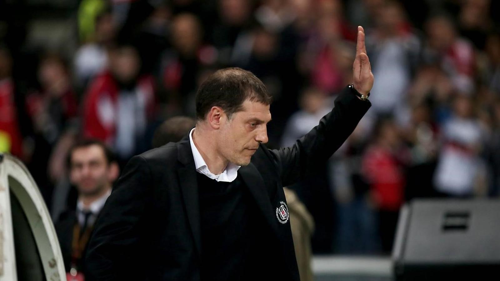 Slaven Bilic'ten Beşiktaşlı futbolculara: Finale kadar yola devam!