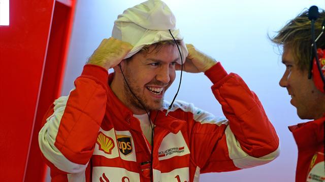 Villeneuve : 'Vettel est vu comme le messie chez Ferrari'