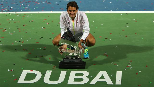 Federer était au-dessus de Djokovic, bien au-dessus...