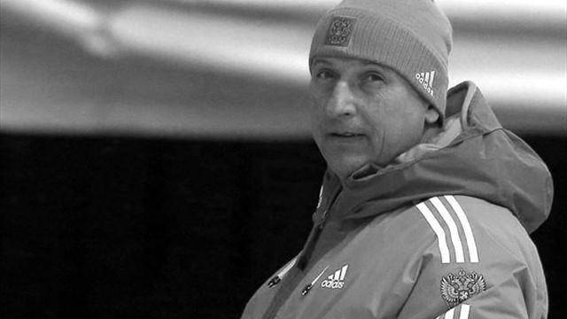 Тренер сборной России по бобслею Александр Щегловский скончался на чемпионате мира