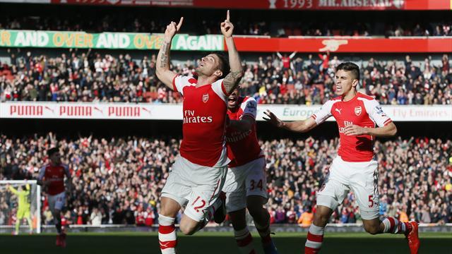 Giroud et Arsenal en avaient bien besoin