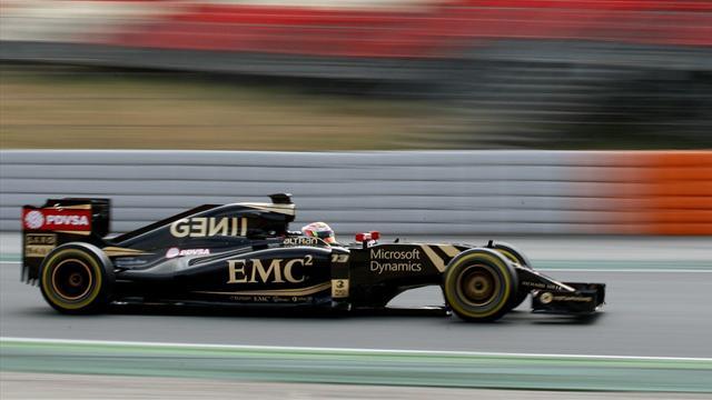 """Lotus n'a utilisé qu'un V6 Mercedes et souligne sa """"solide"""" performance et sa fiabilité """"extrême"""""""