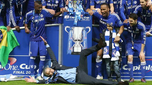 Une première couronne pour Chelsea... sans doute pas la dernière