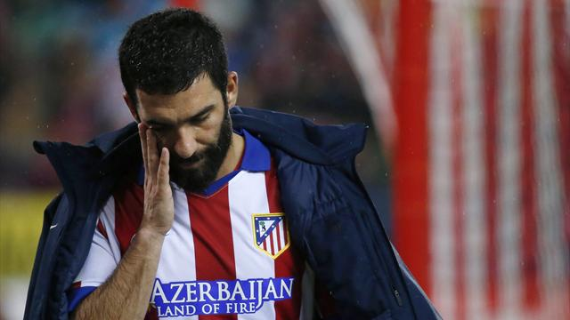 Arda Turan fuels exit speculation on Twitter
